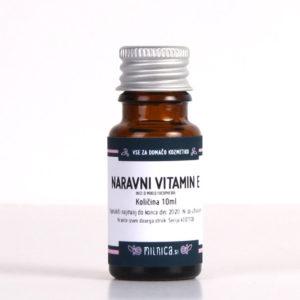 Naravni vitamin E Milnica