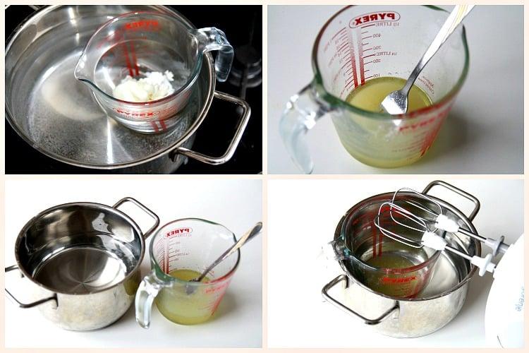 3 korak karitejevo maslo s tapioko in mico