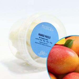 Mangovo maslo iz Milnice
