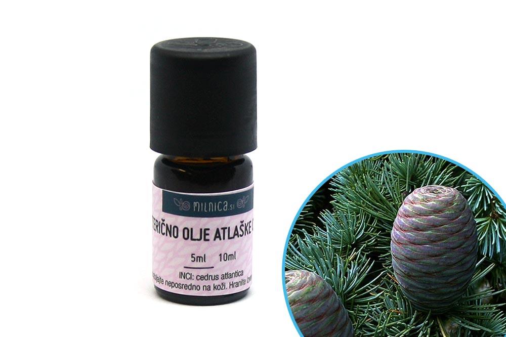 Eterično olje cedre (atlaška cedra) Milnica