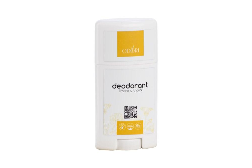 Naravni deodorant Odori / limonina trava