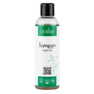 Koprivni naravni šampon Odori