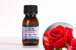 Rožna voda hidrolat vrtnice