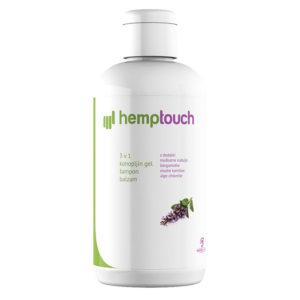 Konopljin šampon za lase Hemptouch